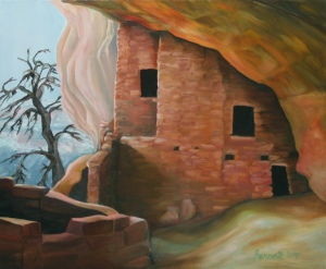 Living on the Edge, Long House, Mesa Verde N.P.